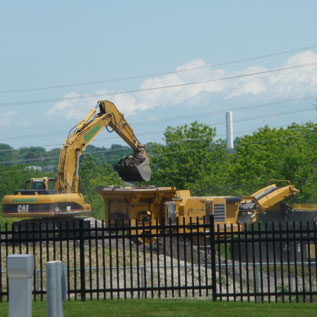 Heavy Equipment rentals in Southern Ontario