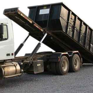 Roll-Off Services with large variety of bin sizes